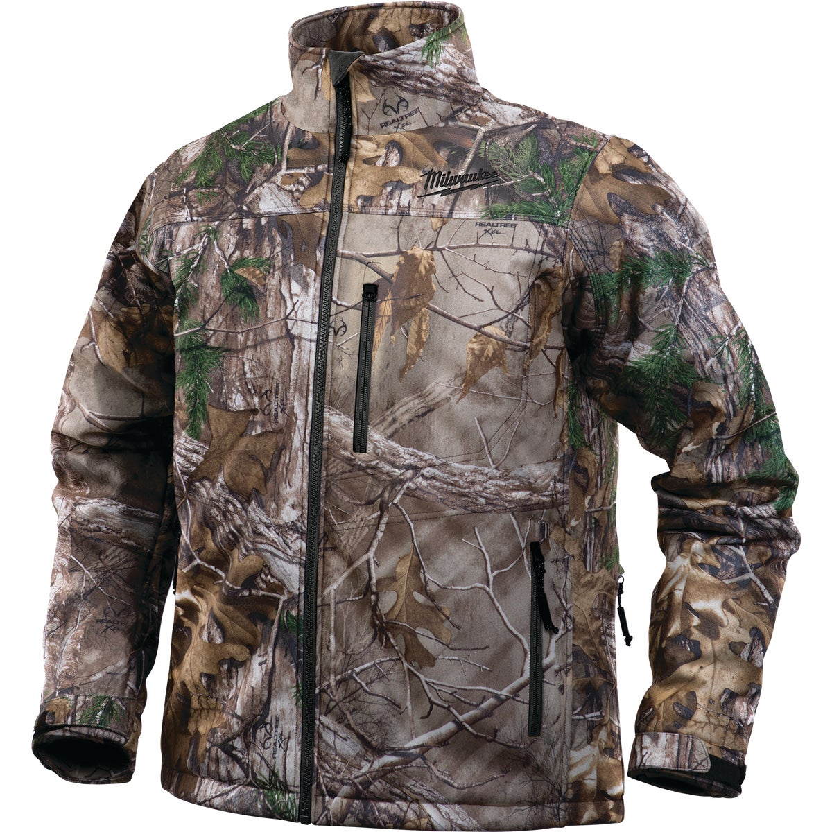 M12 XL CAMO HEATD JACKET - 2393-XL by Milwaukee Elec Tool