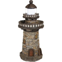 Best Garden Lighthouse Fountain, WXFO2842