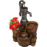 Best Garden Water Pump Planter Fountain, WXFO2963
