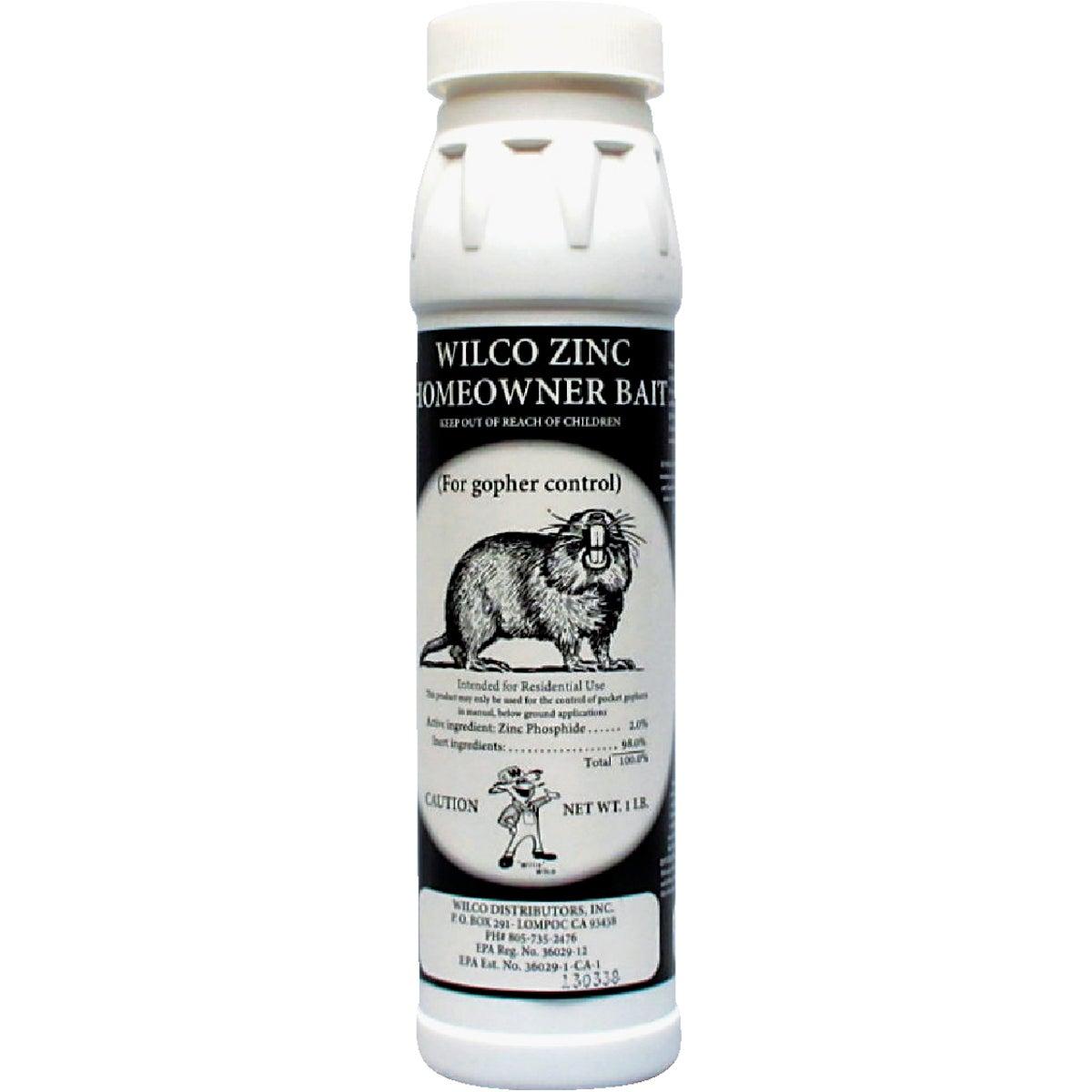 ZINC HOMEOWNER BAIT - 60016 by Wilco Distributors