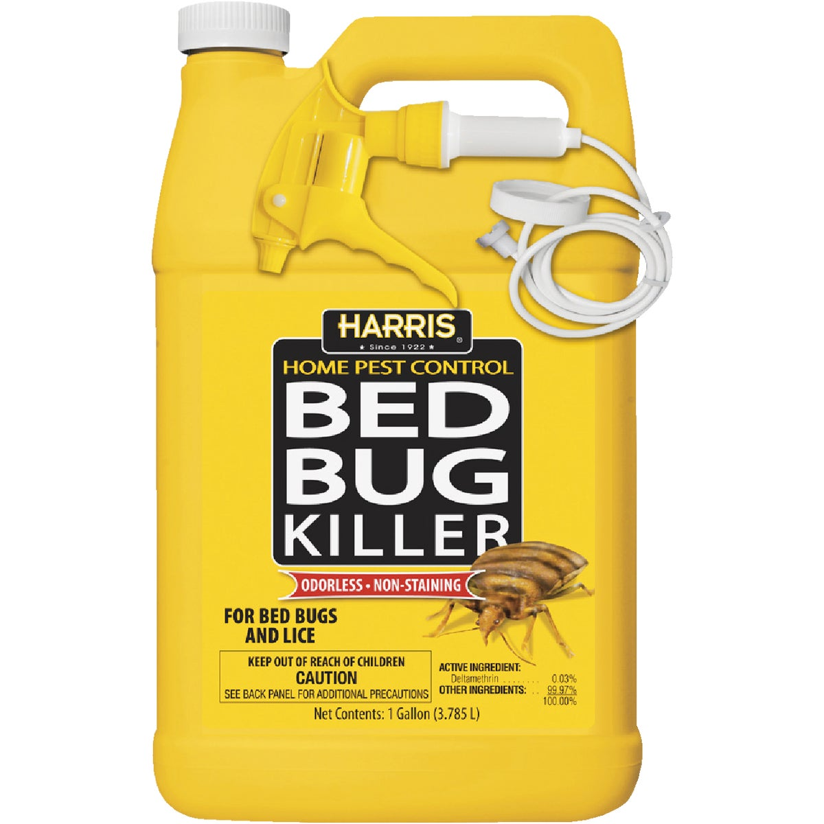 P. F. Harris Mfg. 1G BED BUG KILLER HBB-128