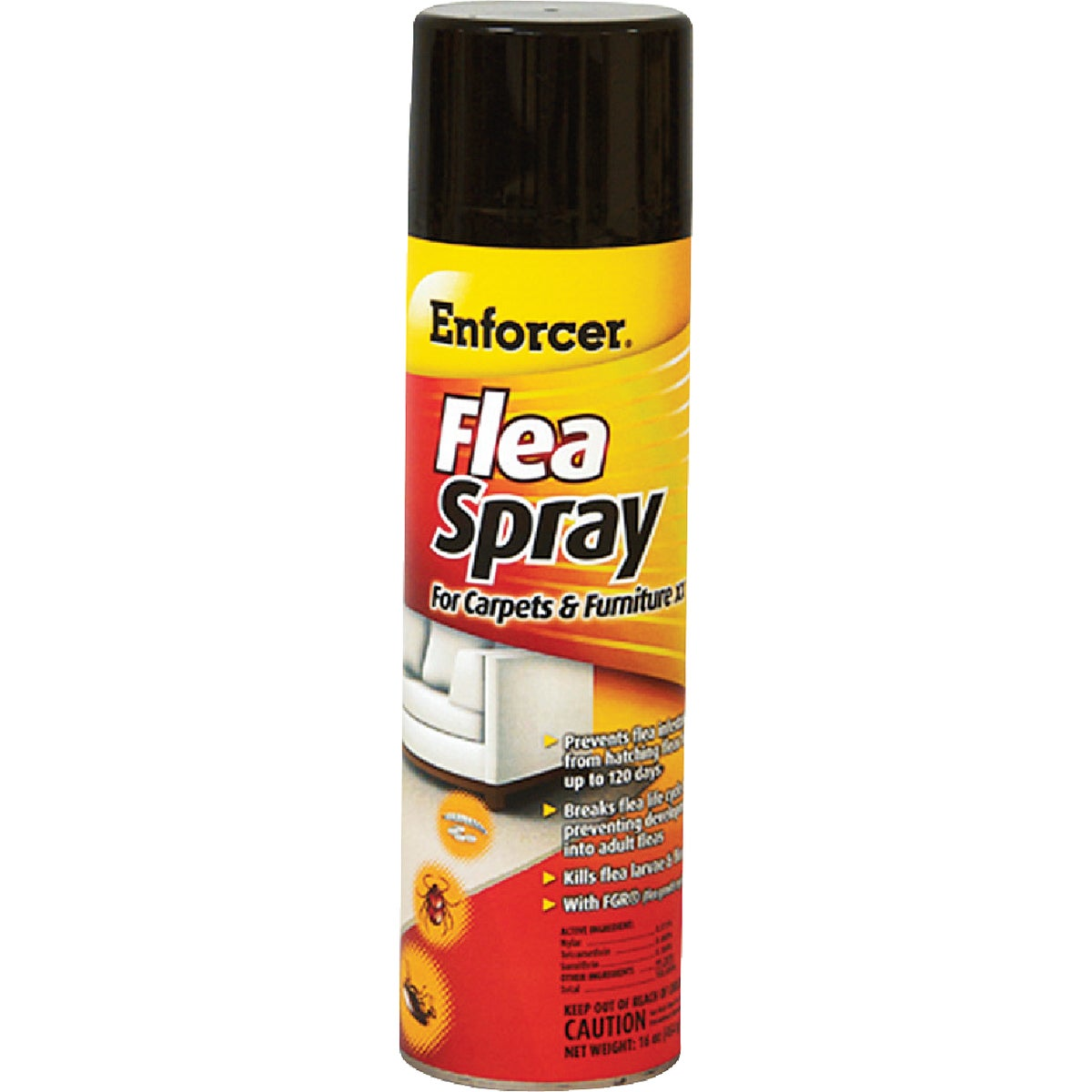 14OZ CARPET FLEA SPRAY - FS14 by Zep Enforcer Inc