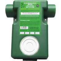 Wilco Refillable Rat And Mouse Bait Station, 39001