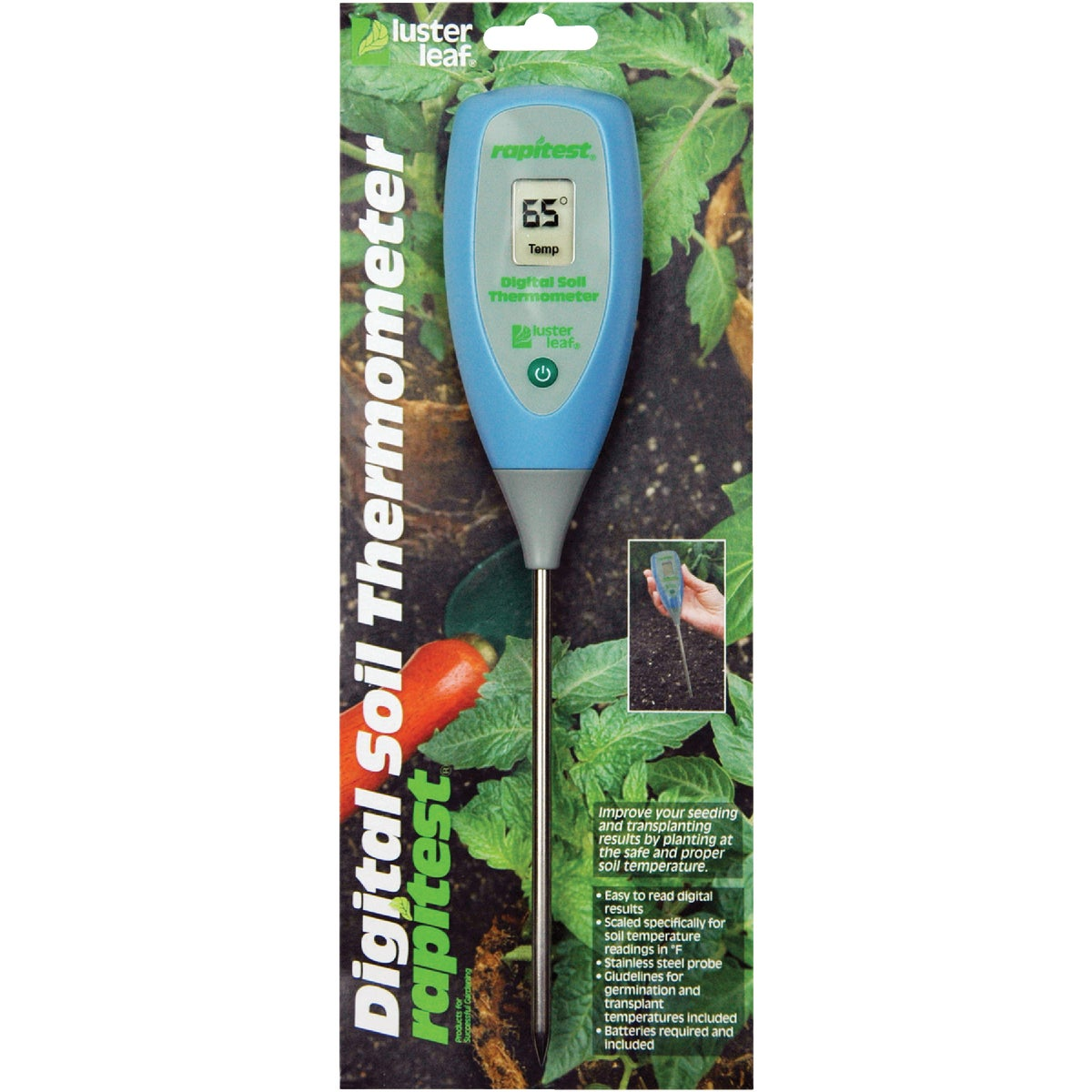 RAPITEST DIG THERMOMETER