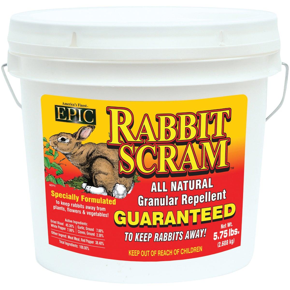 6LB RABBIT SCRAM