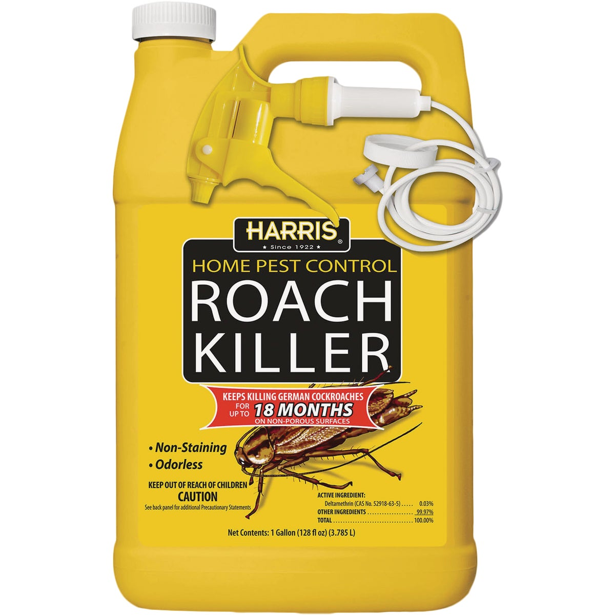 1 GAL ROACH KILLER