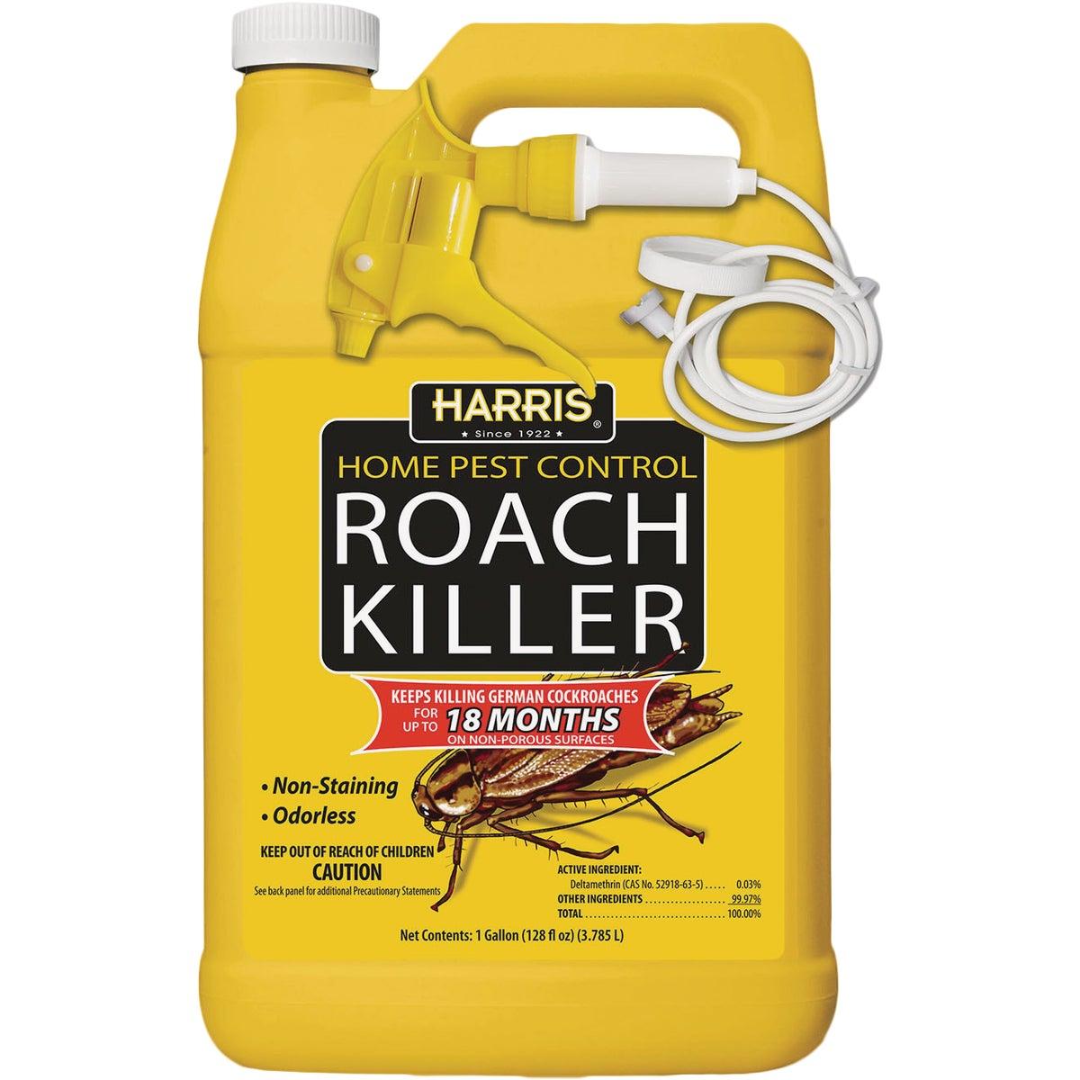 1 GAL ROACH KILLER - HRS-128 by Pf Harris Mfg Co Llc