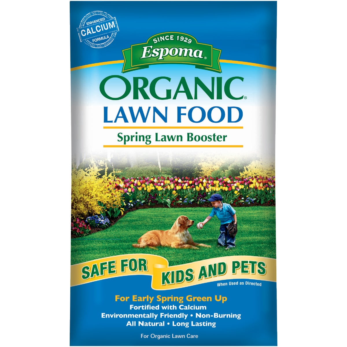 5M ORG LAWN BOOSTER