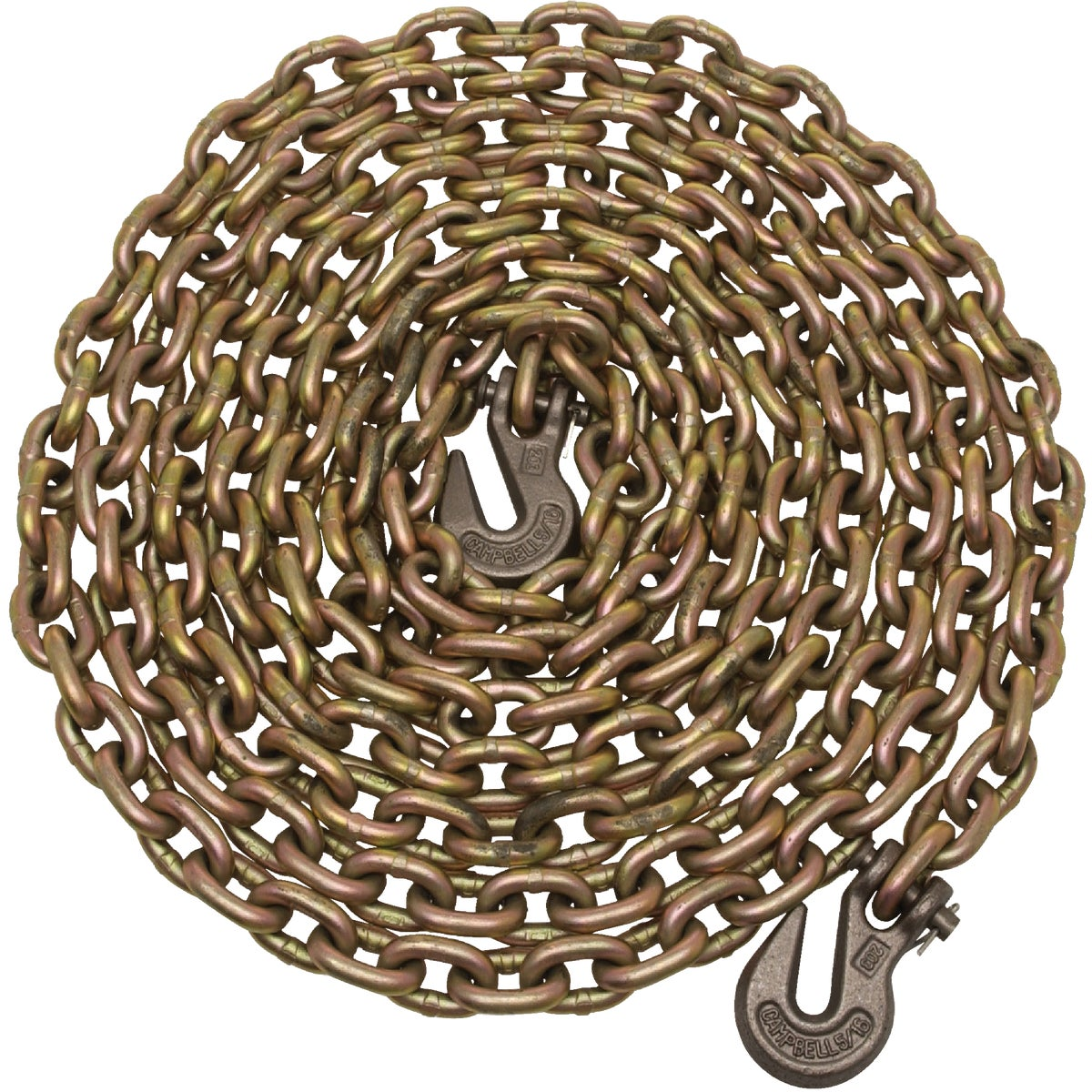 "3/8""X20' G70 TRNSP CHAIN - T0513698 by Cooper Campbell Apex"