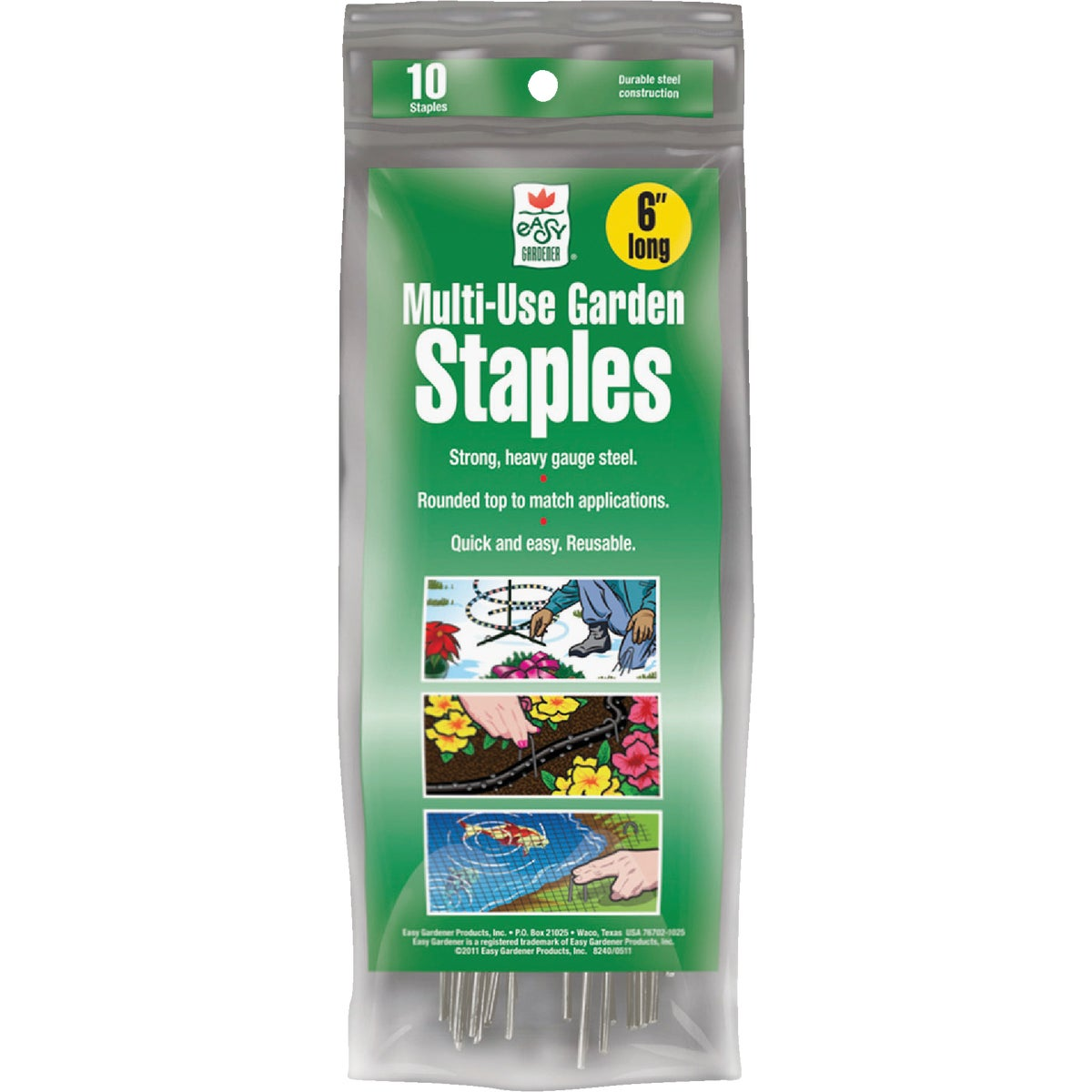MULTI USE STAPLE - 8240 by Easy Gardener Inc