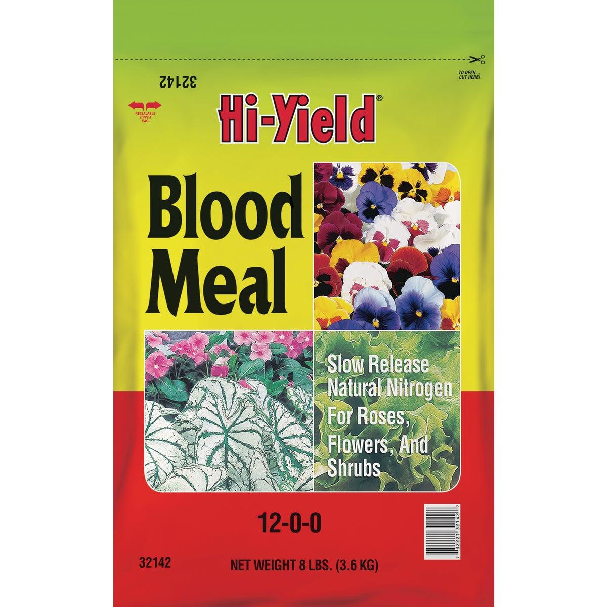 8LB BLOOD MEAL - 32142 by Vpg Fertilome