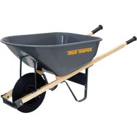 True Temper Steel Wheelbarrow, R6FF25