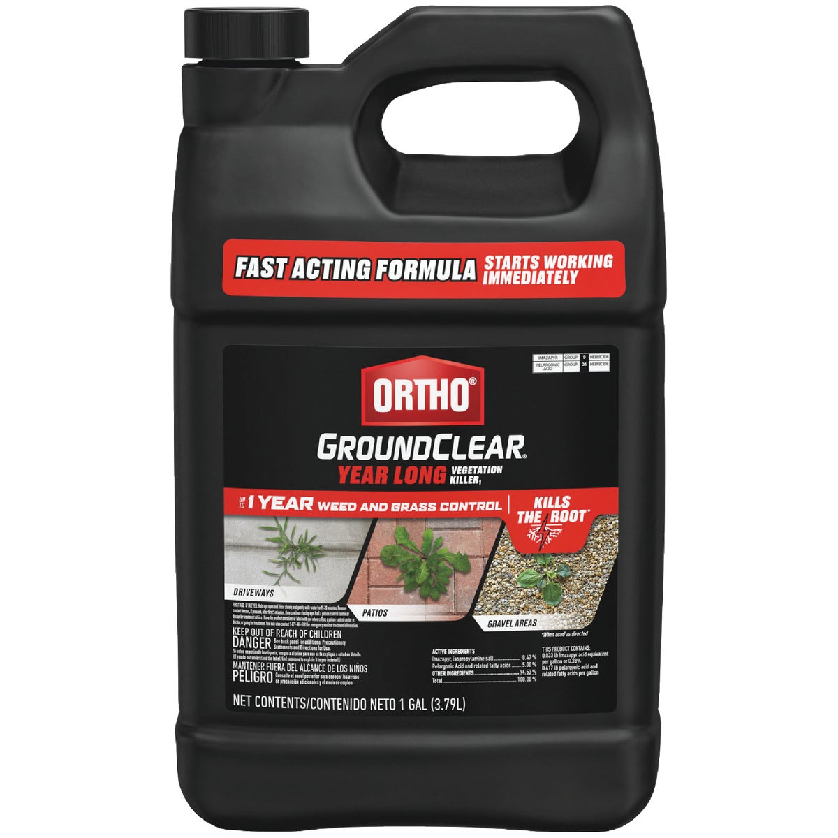 GAL VEGETATION KILLER - 0430510 by Scotts Company
