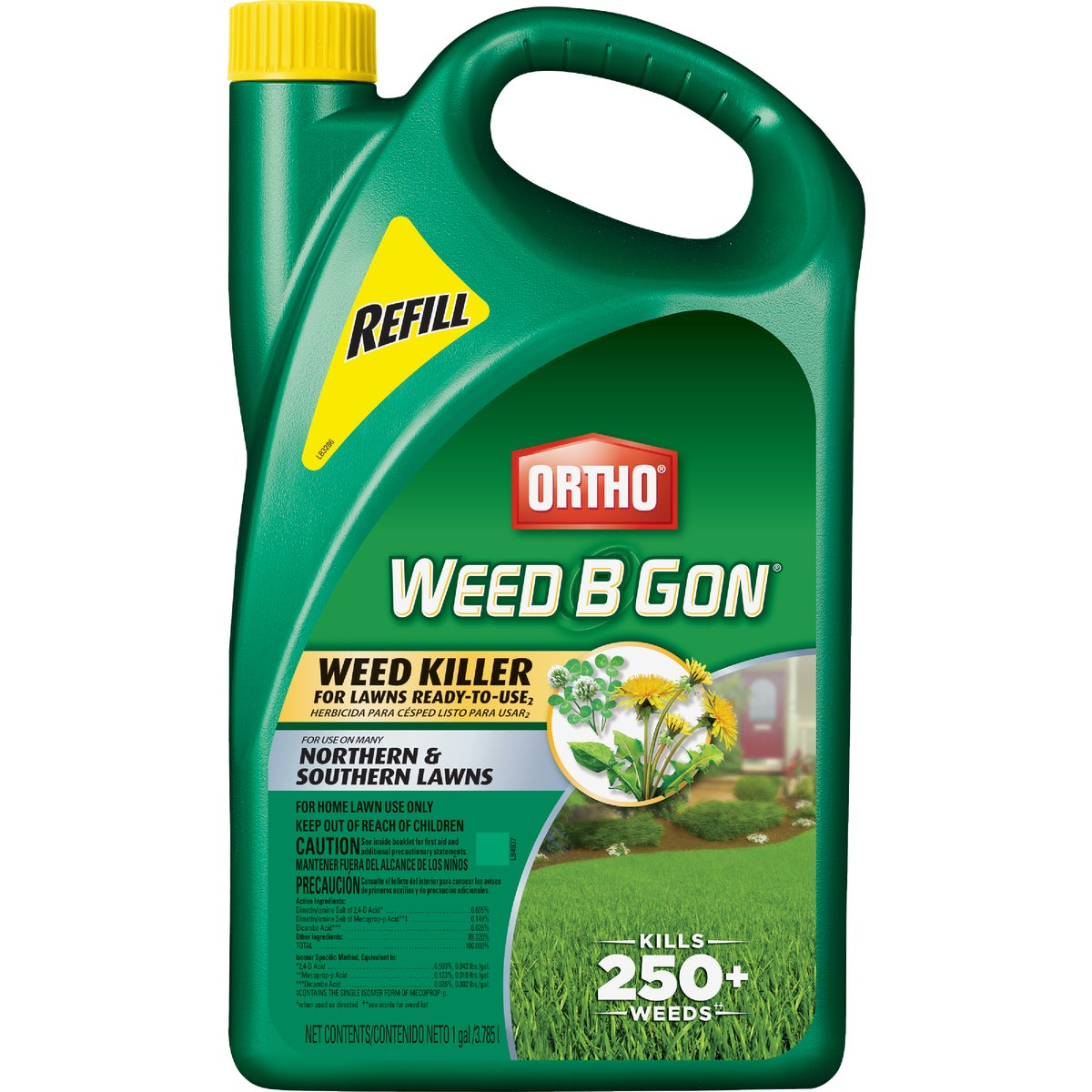1.33GAL REFIL WEED B GON - 0471010 by Scotts Company