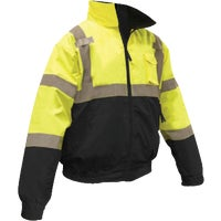 Radians Rad Wear Bomber Safety Jacket, SJ110B-3ZGS-2X