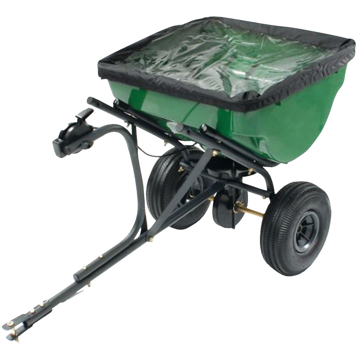 100LB BROADCAST SPREADER - TBS4500PRCGY by Precision Prod Inc