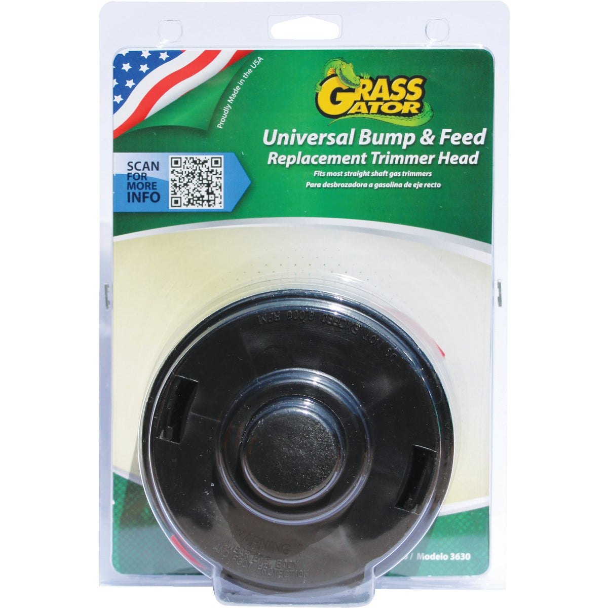 BUMP + FEED TRIMMER HEAD - 3630 by C M D Products