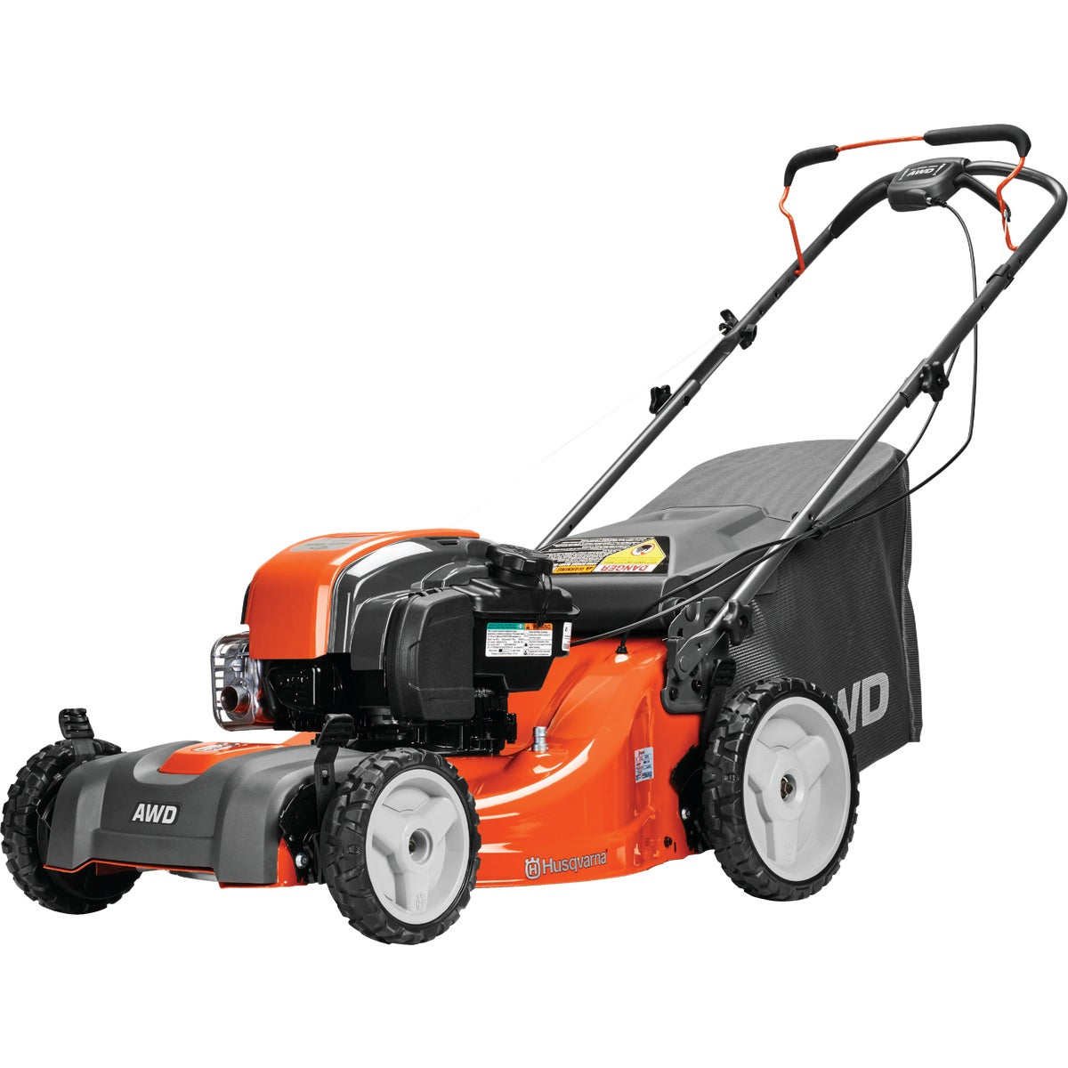 "22"" AWD SP MOWER"
