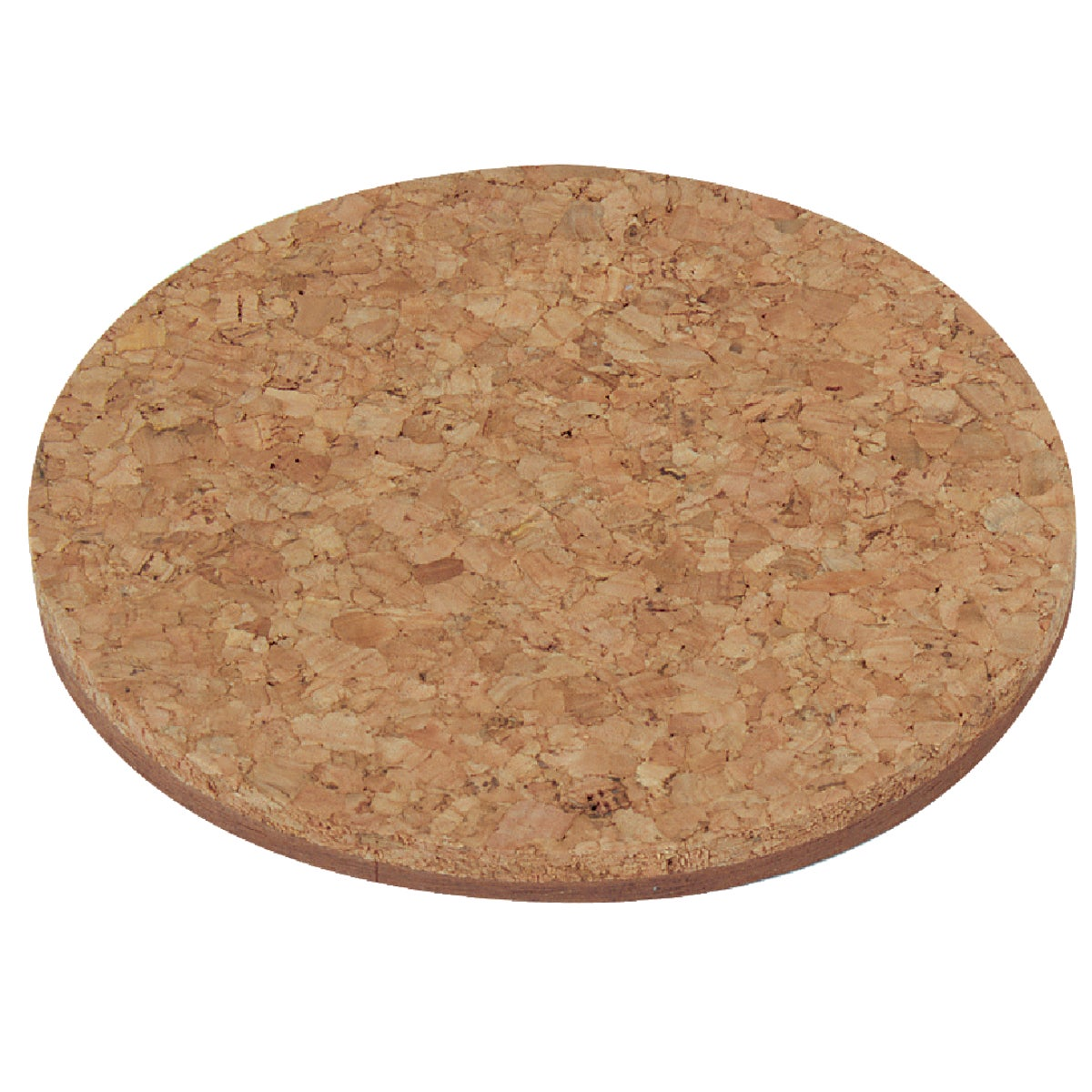 "4"" ECO CORK MAT - ECR04 by Plastec Products"