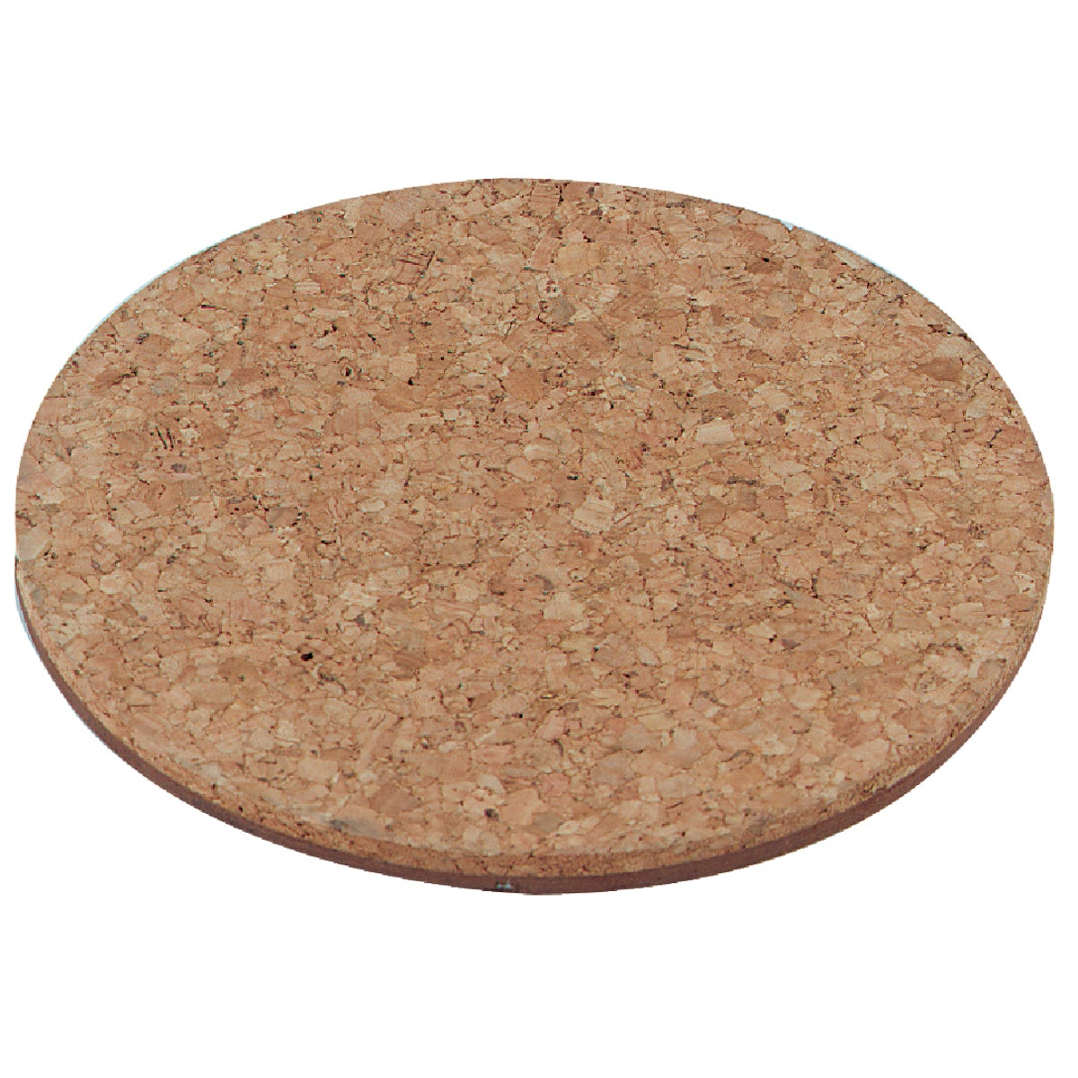 "6"" ECO CORK MAT - ECR06 by Plastec Products"