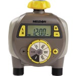 Nelson Electronic Water Timer With LCD Display