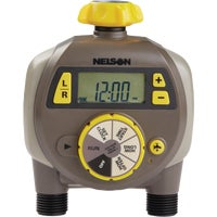 Nelson Electronic Water Timer With LCD Display, 856124-1001