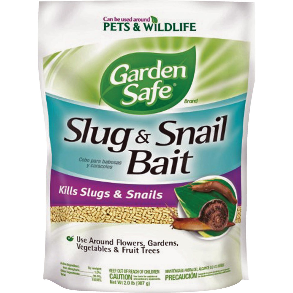 2# SNAIL & SLUG BAIT - 4536 by United Industries Co