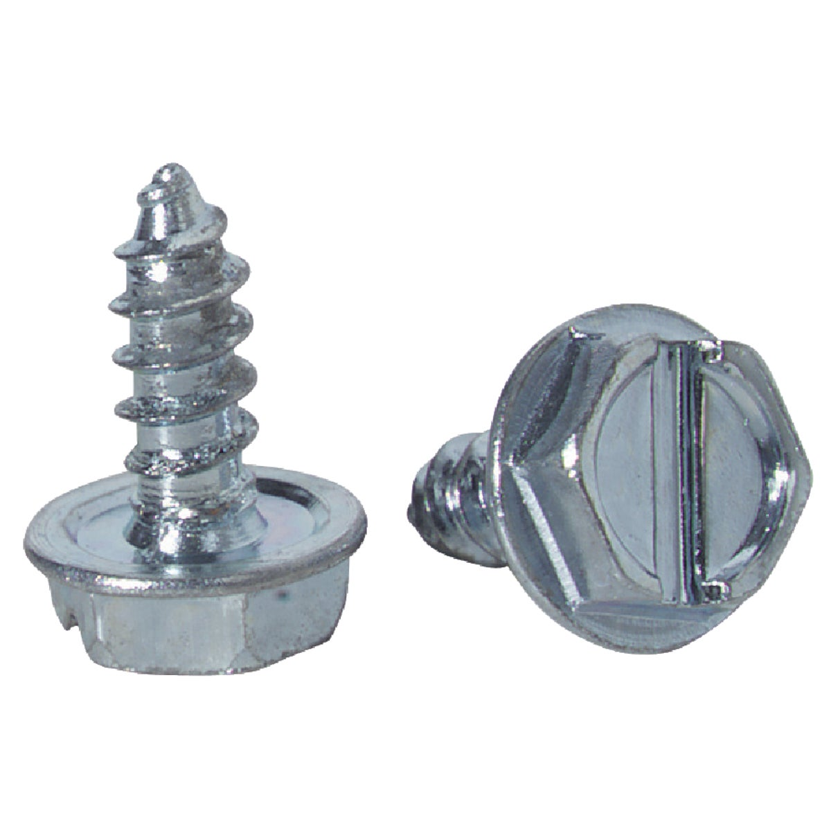 6X3/8 HWH SHT MTL SCREW - 70250 by Hillman Fastener