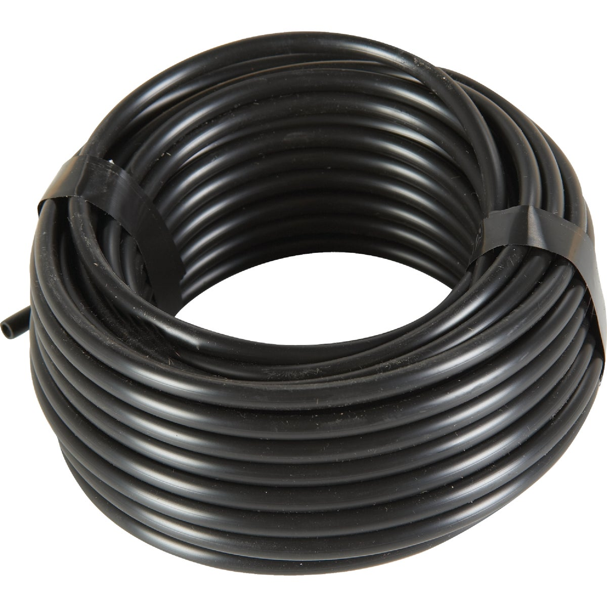 "1/4""X50' BLACK TUBING - 016005P by Raindrip Inc"
