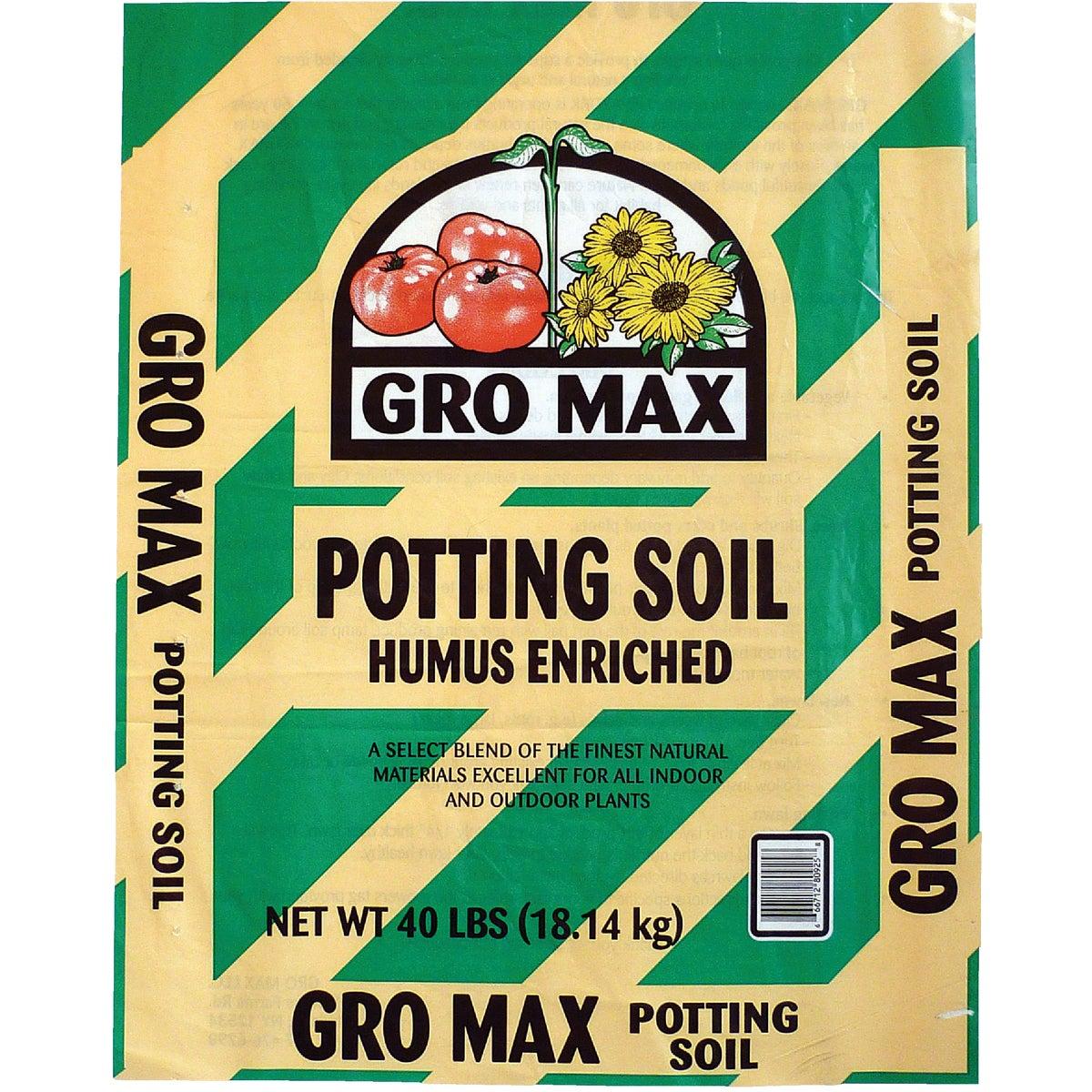 40LB POTTING SOIL - 054050 by Gromax L L C