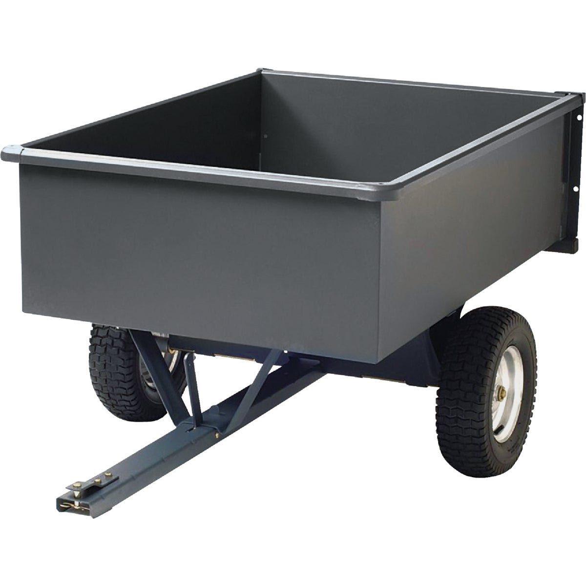 15 CU FT DUMP CART - LC1500GY by Precision Prod Inc