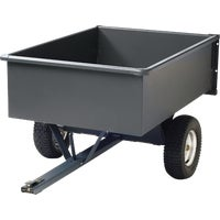 Precision Steel Tow-Behind Cart