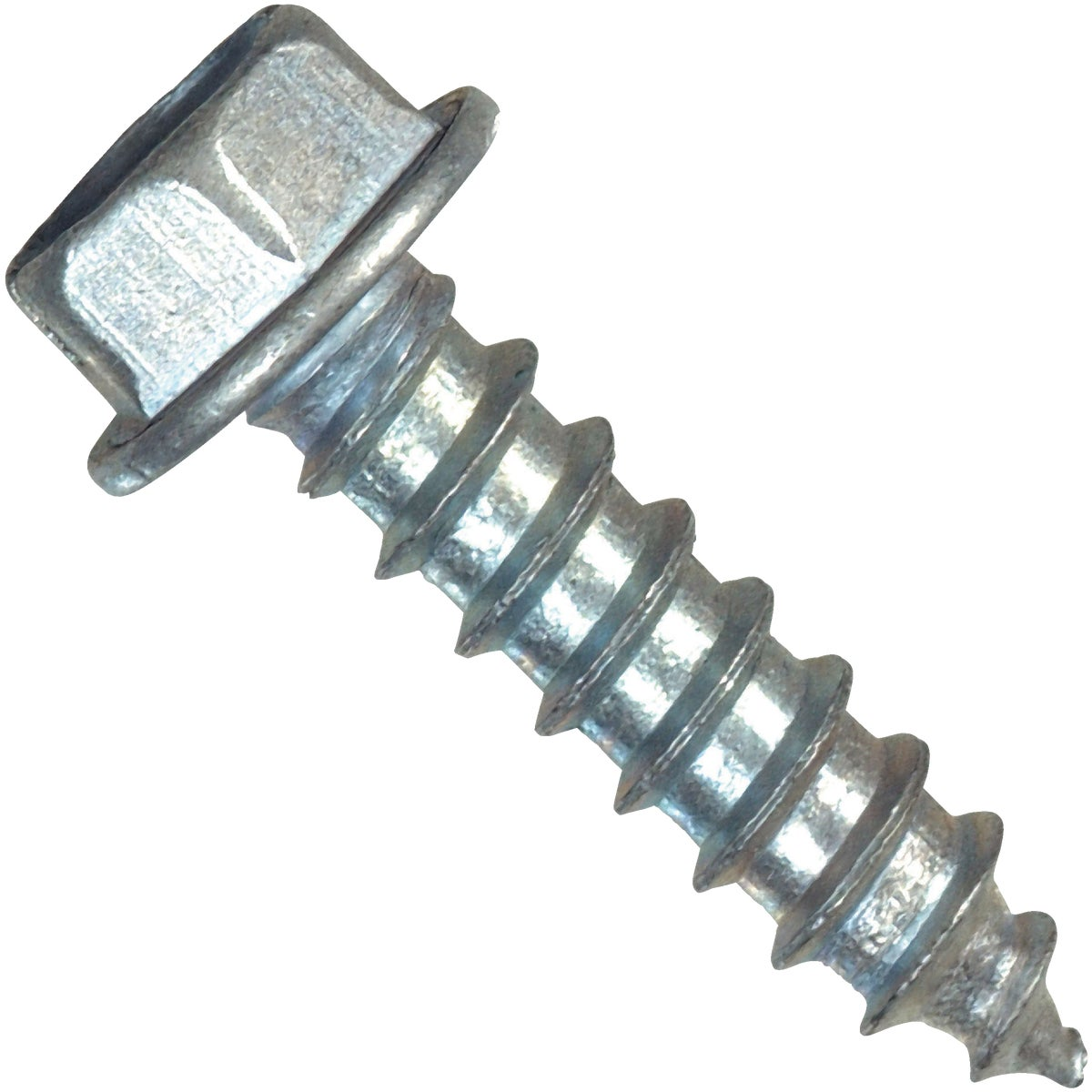 8X1-1/2 HWH ST MTL SCREW - 70286 by Hillman Fastener
