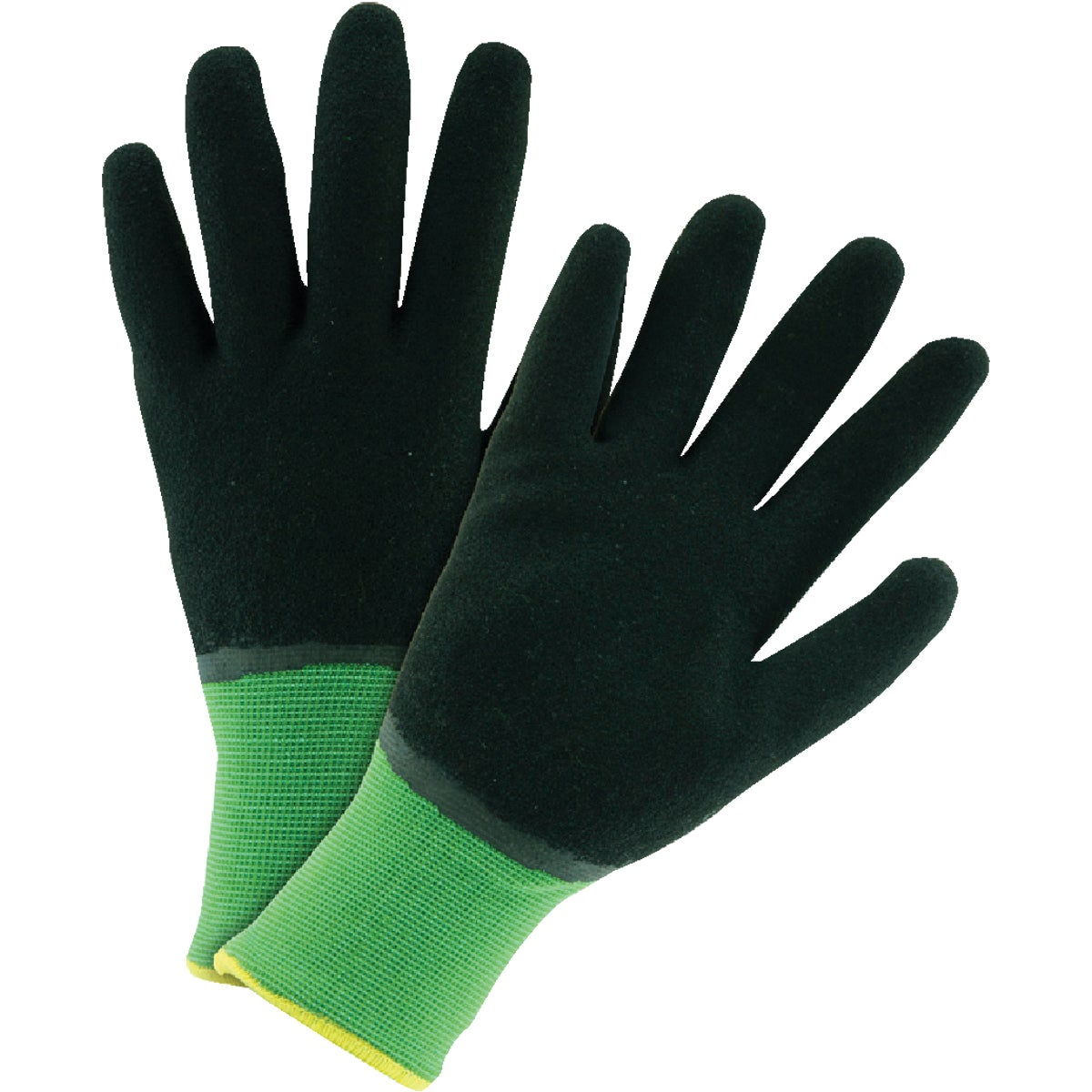 LINED LATEX DIPPED GLOVE