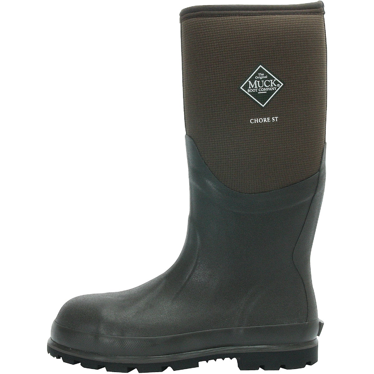 SZ 12 CHORE HI STEELTOE - CHS-000A12 by Muck Boot Team J