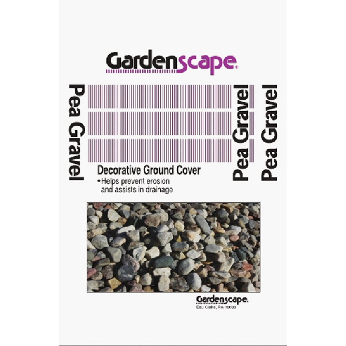 .5CUFT PEA GRAVEL - 90150 by Country Stone Inc