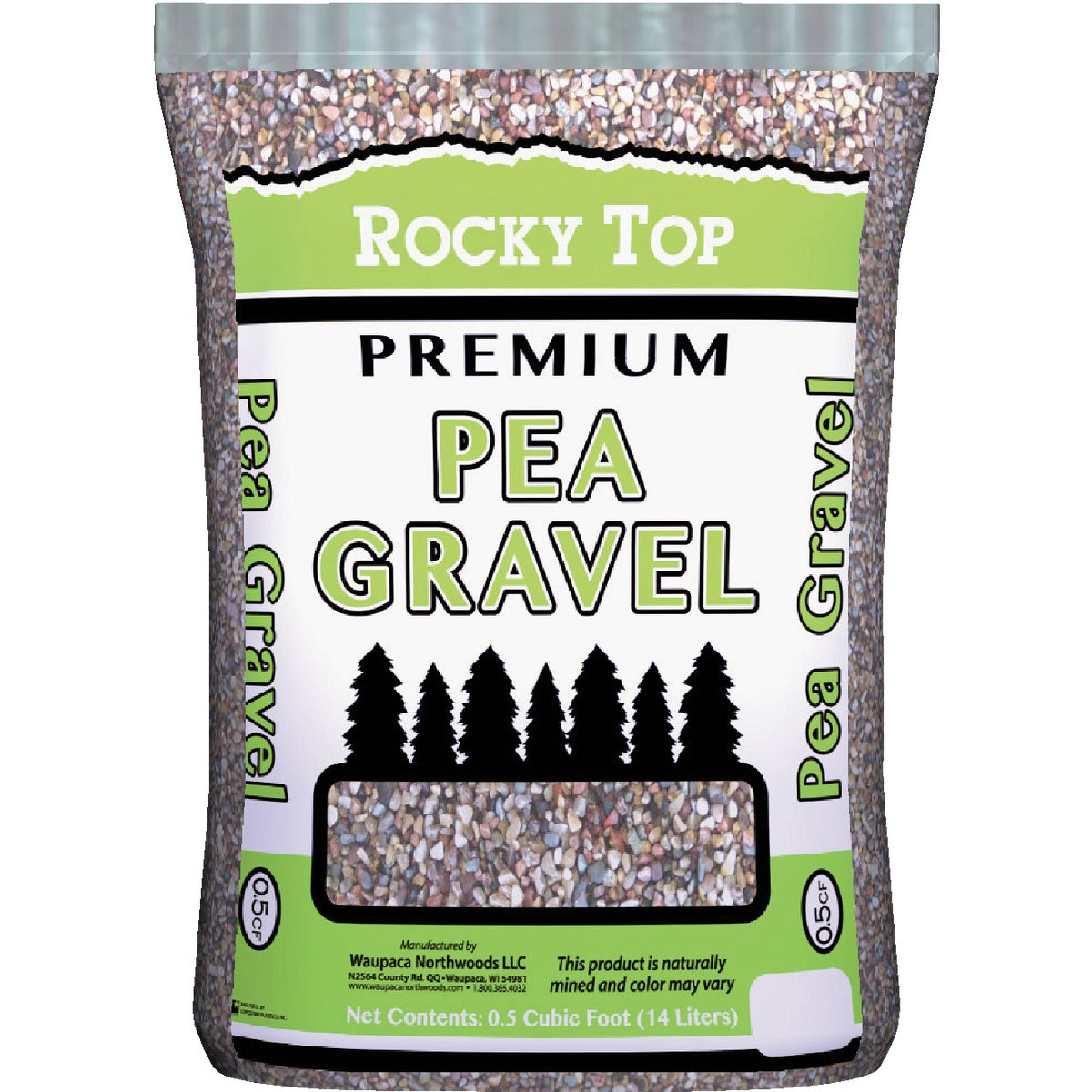 .5 CU FT PEA GRAVEL - WRT00023 by Waupaca Northwoods