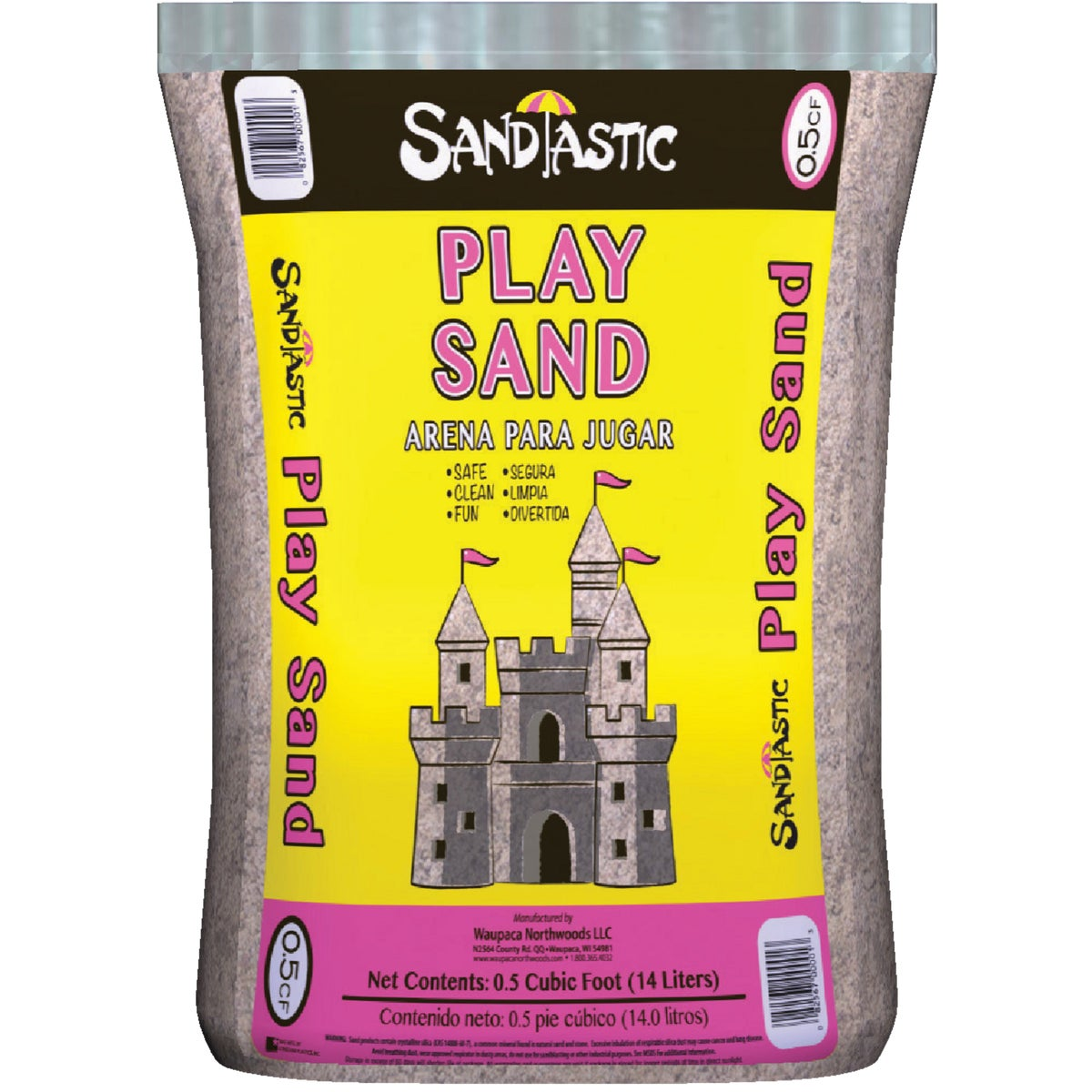 .5 CU FT PLAY SAND