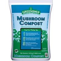 Greensmix Mushroom Compost, WGM03227