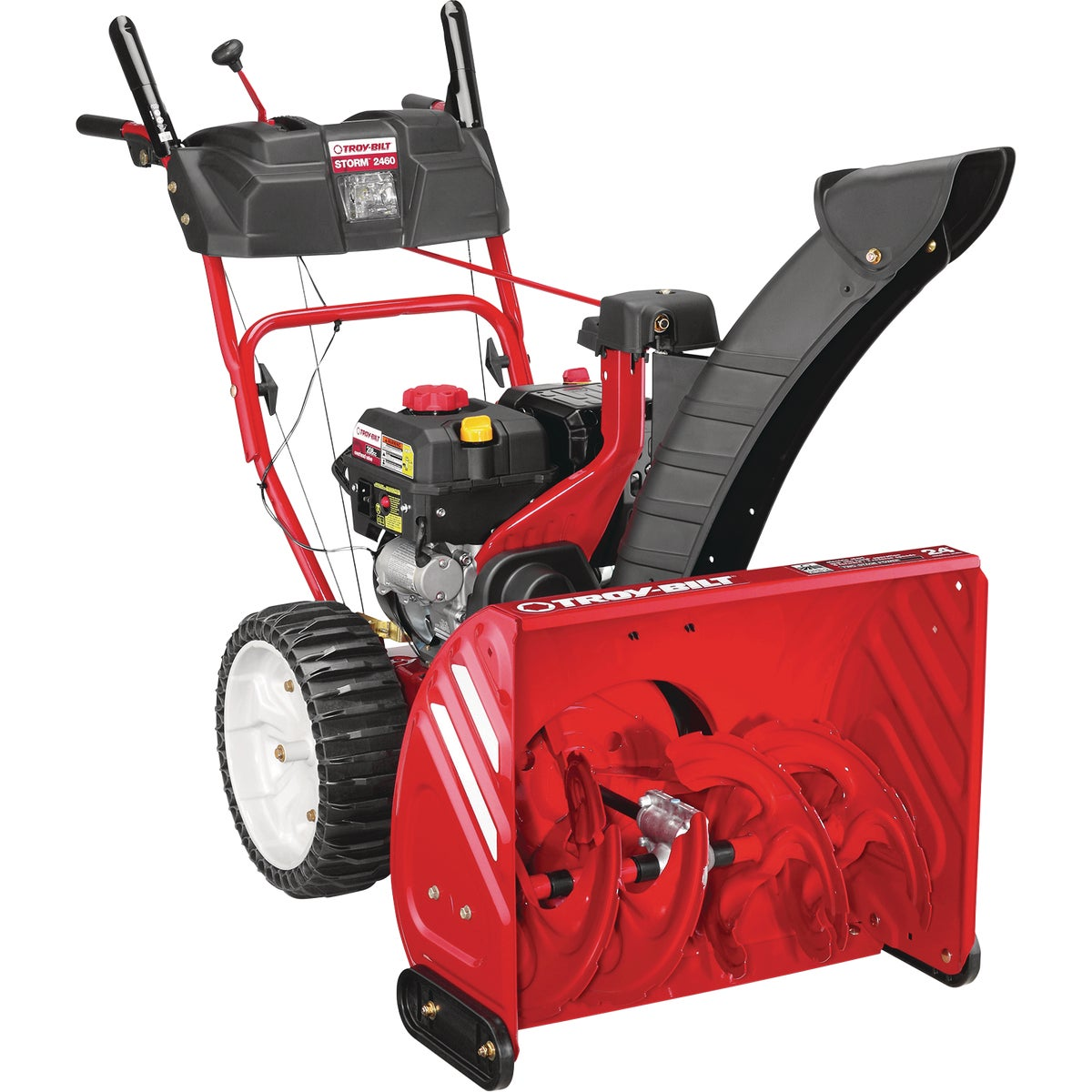 Troy-Bilt Storm 24 In. 4-Cycle Gas Snow Blower, 31AM6BO2766