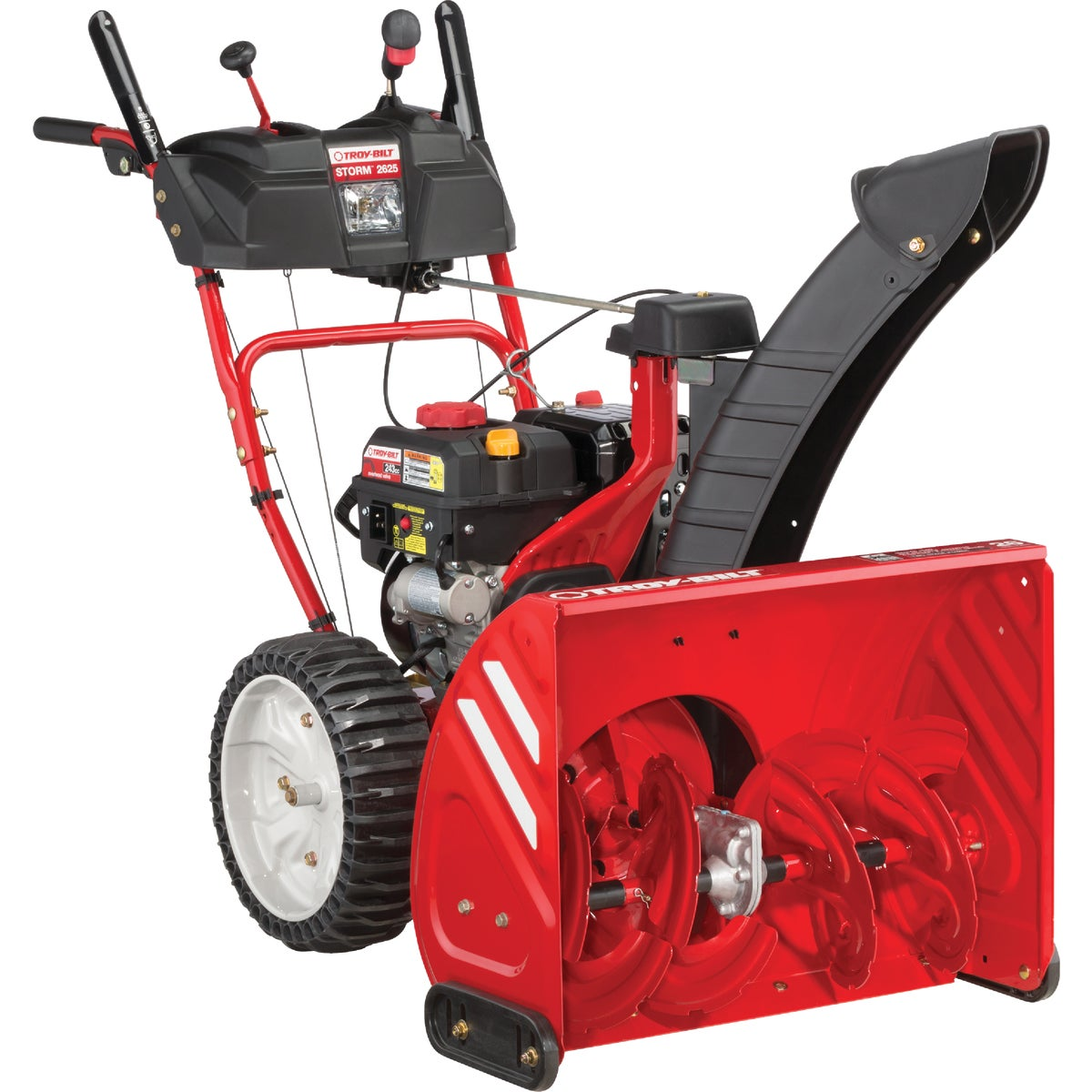 26' 4-CYCLE SNOWTHROWER