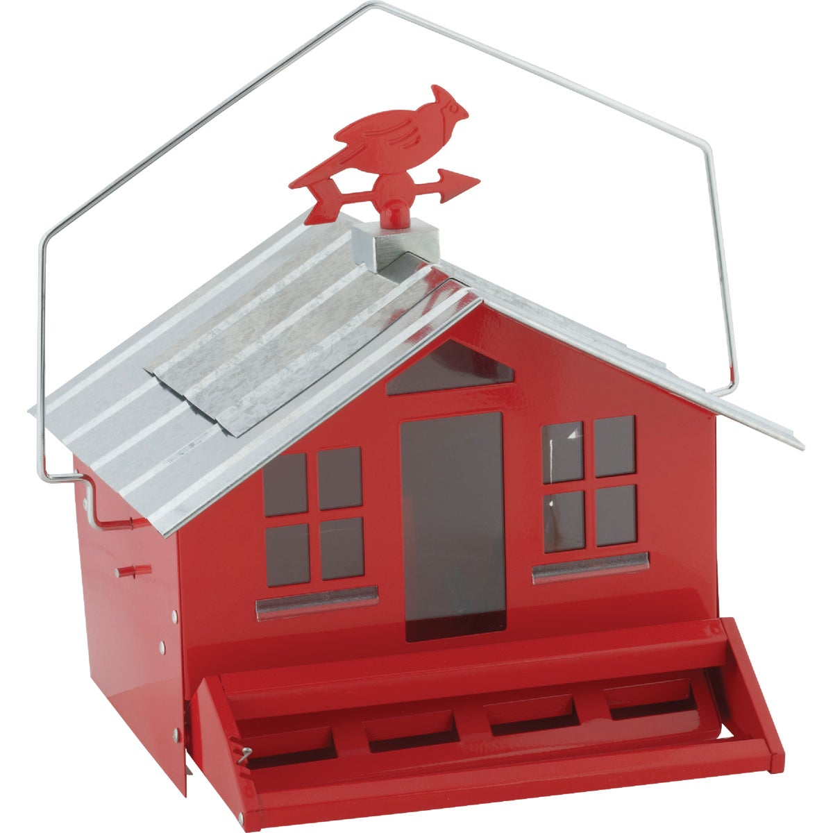 SQUIRREL PROOF FEEDER - 338 by Woodstream Corp