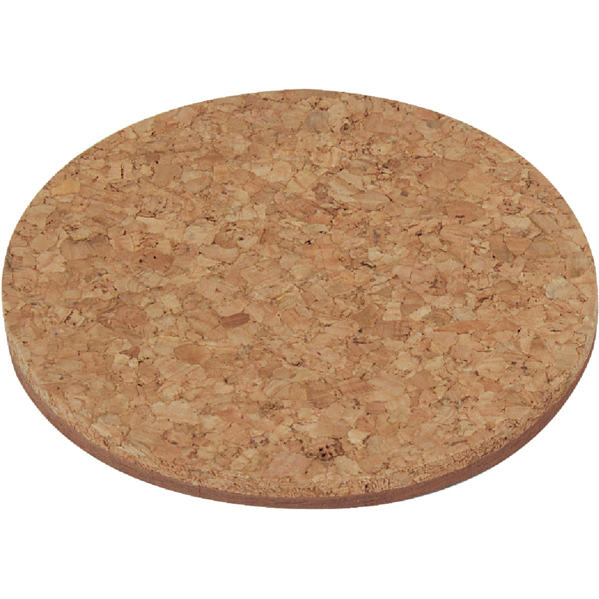 """8"""" ECO CORK MAT - ECR08 by Plastec Products"""