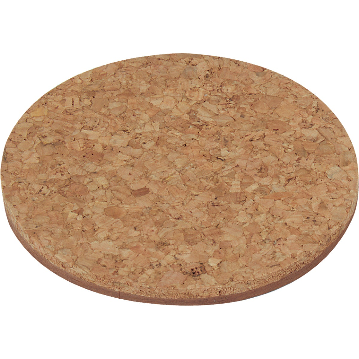 "10"" ECO CORK MAT - ECR10 by Plastec Products"