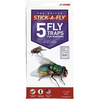 JT Eaton Stick-A-Fly Fly Trap For Windows, 443
