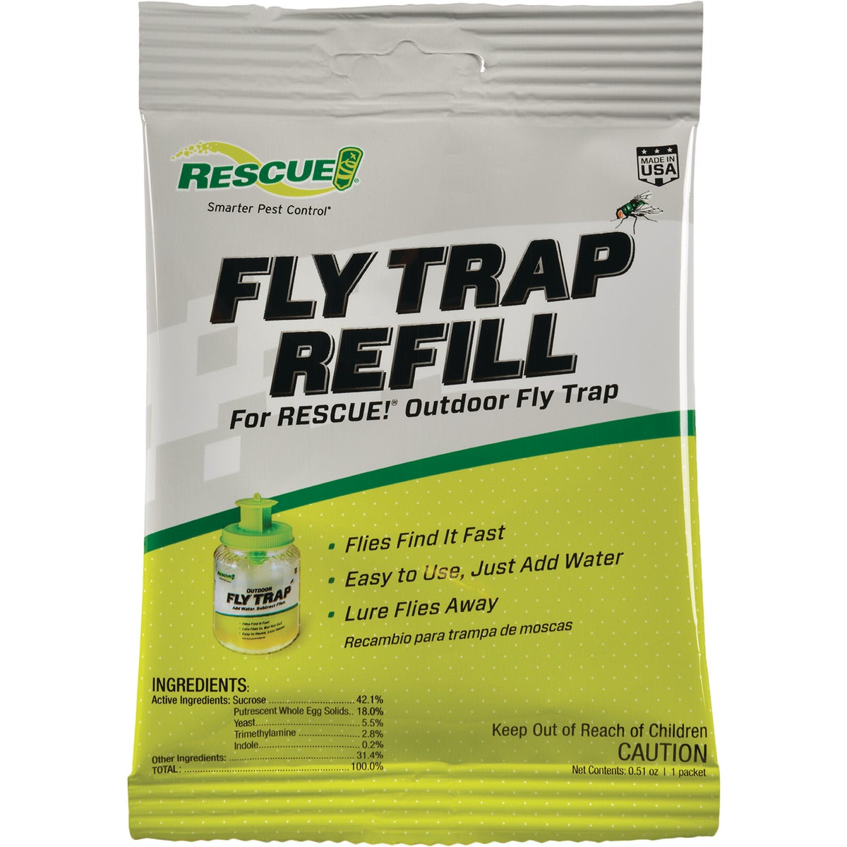Fly Trap Refill