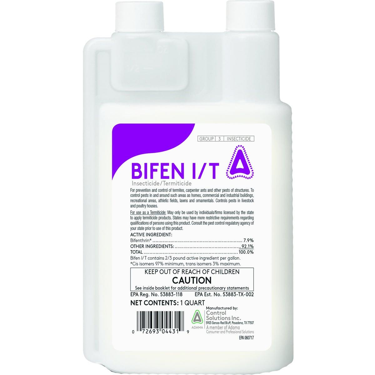 Bifen I/T Termite Insecticide