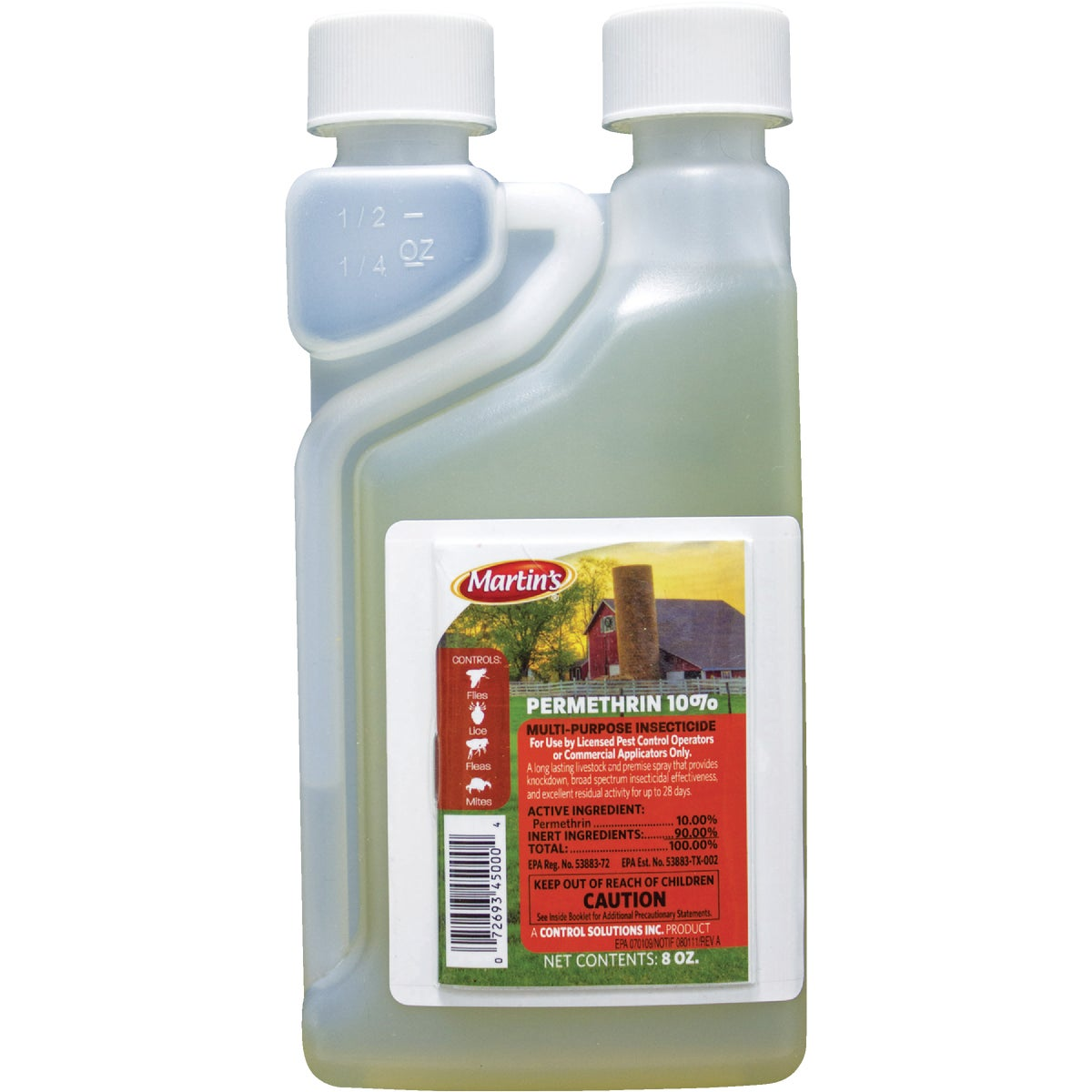 8OZ PERMETHN INSECTICIDE - 82004500 by Control Solutions