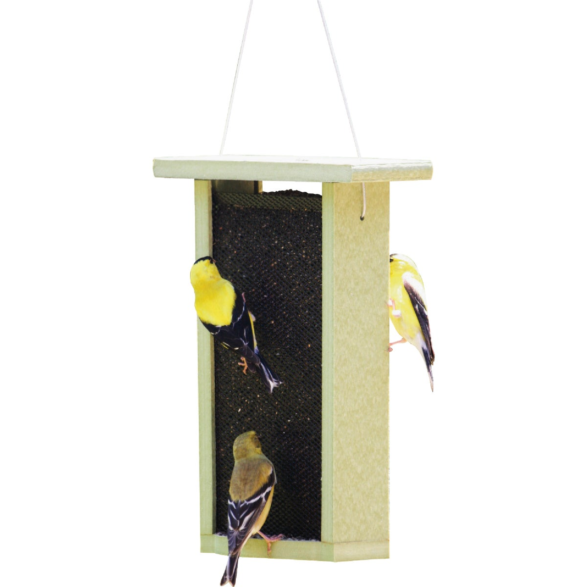 FINCH FEEDER TALL - GSTF by Birds Choice