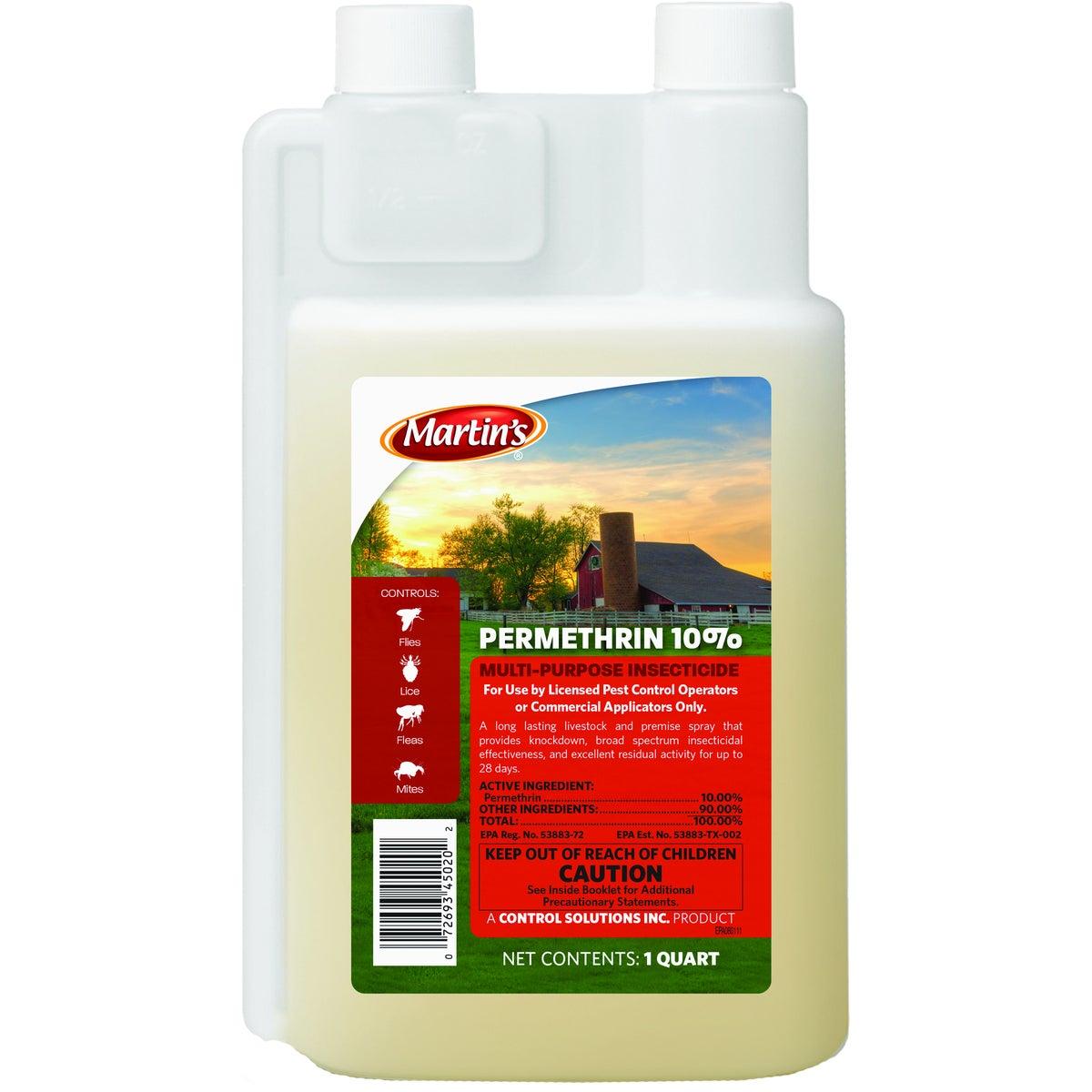 Permethrin 10% Multi-Purpose Insect Killer